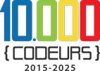 10000 CODEURS Logo